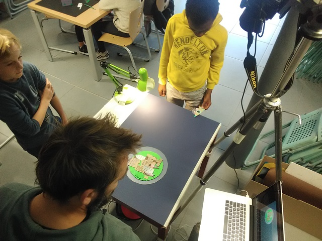 Atelier stop motion 2