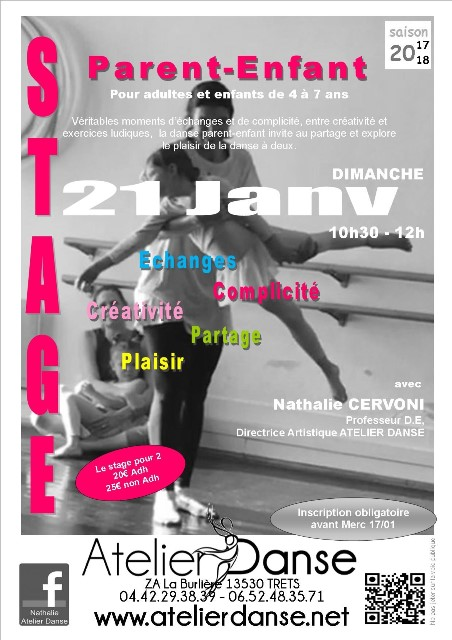 STAGE PARENT ENFANT 21.01.2018