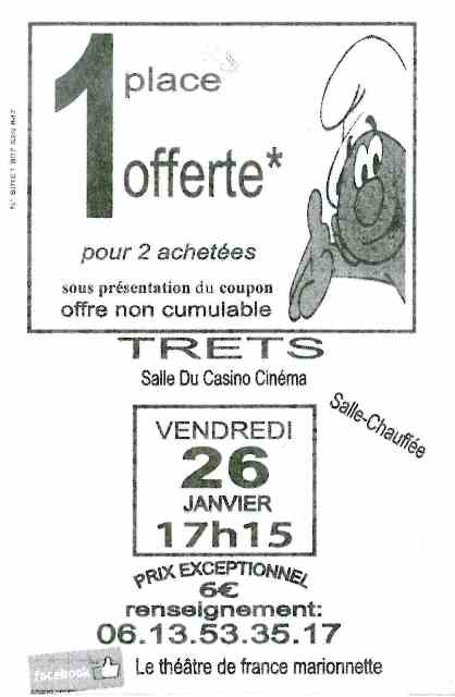 Ticket réduction