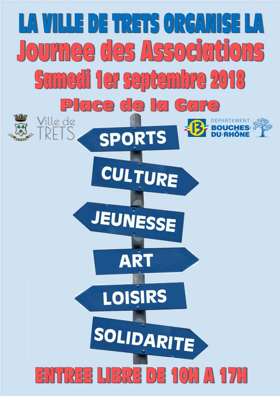 Affiche journée des associations 2018 w